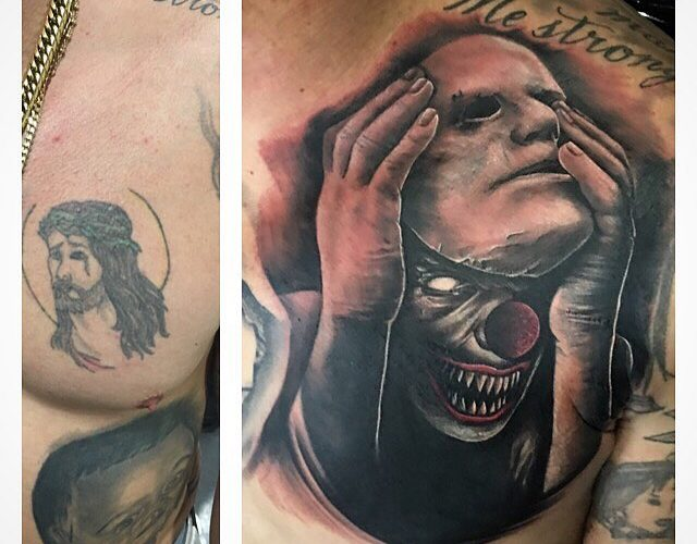 Incredible Cover Up Tattoos Before and After - Inkaholik Tattoos ...