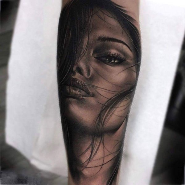 Black and grey realism tattoos inkaholik tattoos and for Best realism tattoo artist